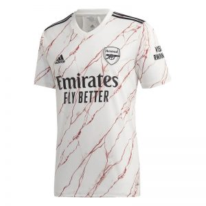 Football Club Arsenal Away Jersey 2020-21 Diamu