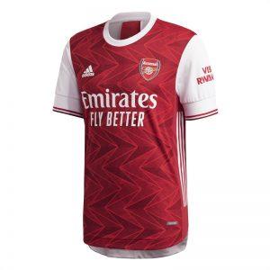 Arsenal Home Player Jersey 2020-21 Diamu