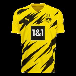 Boroussia Dortmund Home Jersey 2020-21 Diamu
