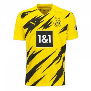 Borussia Dortmund Home Player Jersey