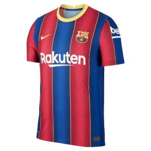 FC Barcelona Home Player Jersey 20-21