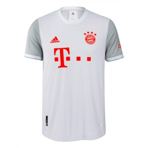 FC Bayern Away Authentic Jersey 2020-21