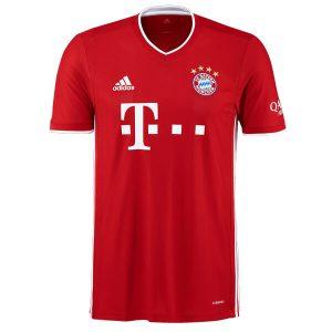 FC Bayern Munich Home Jersey 2020-21