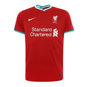 Liverpool FC Home Jersey 2020-21 Diamu