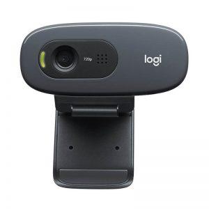 Logitech C270 HD Webcam Diamu