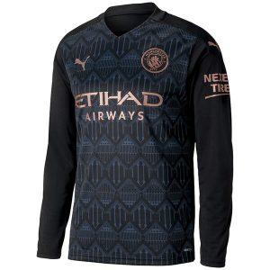 Manchester City Away Full Sleeve 2020-21