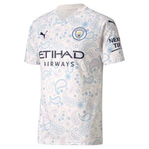 Manchester City Third Kit 2020-21