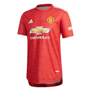 Manchester United Home Player Jersey 2020-21