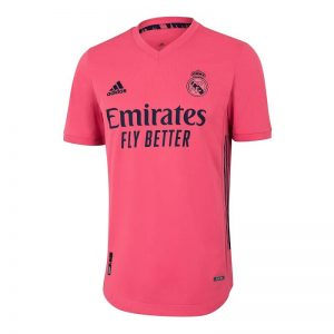 Real Madrid Authentic Away Jersey 2020-21