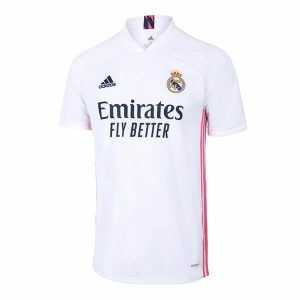 Real Madrid Home Jersey 2020-21