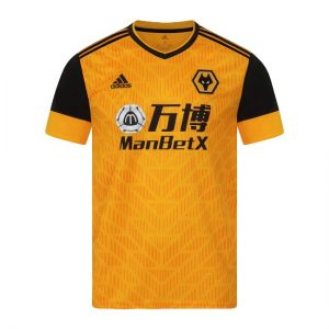 Wolves FC Home Jersey 2020-21