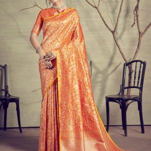 YNF Kanjivaram Silk Saree 29947