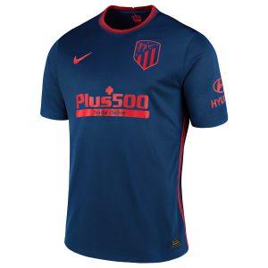 Atletico Madrid Away Jersey 2020-21 Diamu