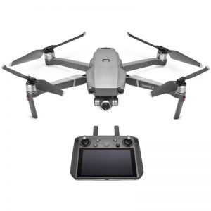 DJI Mavic 2 Zoom Drone Camera With Smart Controller