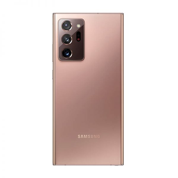 Galaxy Note 20 Ultra Gold Back