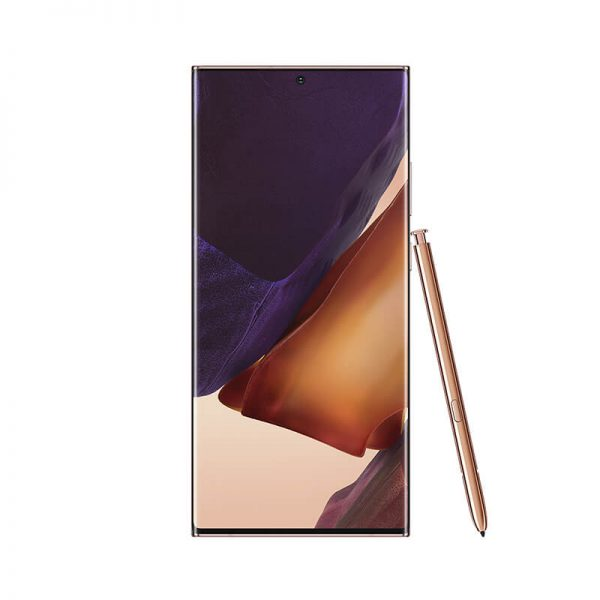 Galaxy Note 20 Ultra Gold Front