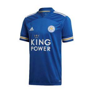 Leicester City Home Jersey 2020-21 Diamu