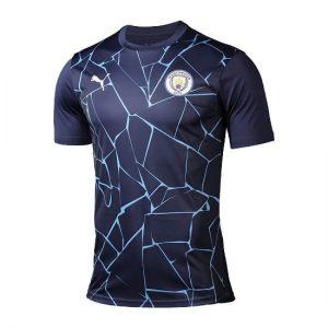 Manchester City Pre Match Kit Diamu