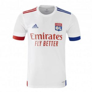 Olympic Lyon Home Jersey 2020-21