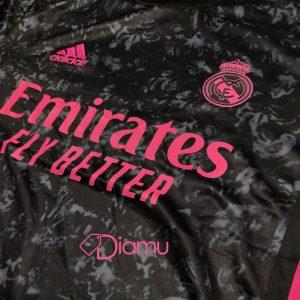Real Madrid Third Kit 2020-21 1
