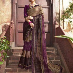 Triveni Party Wear Saree Keesthy Vol 4 255588