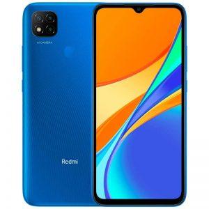 Xiaomi Redmi 9C Blue Diamu