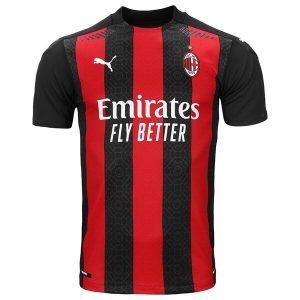 AC Milan Home Player Jersey