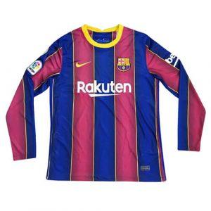 Barcelona Home Full Sleeve Jersey