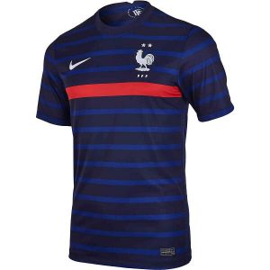 EURO France Home Player Jersey 2020