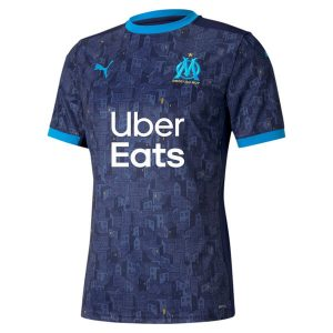 Olympic Marseille Away Jersey 2020-21