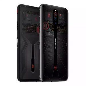 ZTE Nubia Red Magic 5G Transparent Edition Diamu