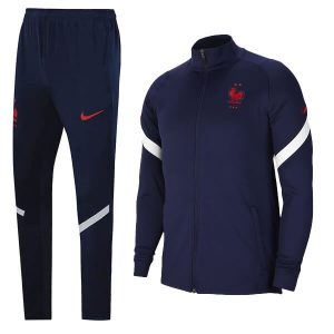 France Football Men's Tracksuit Set 2020