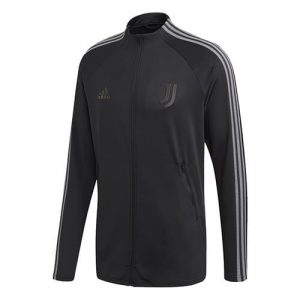 Juventus Anthem Jacket 2020-21 - Black