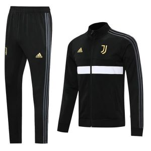 Juventus Training Tracksuit Trousers 2020-21 - Black