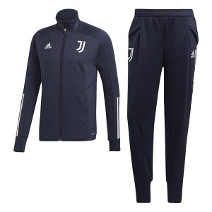 Juventus Training Tracksuit And Trousers 2020-21 - Navy 1