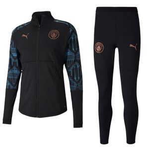 Manchester City Tracksuit Trouser Set 2020-21
