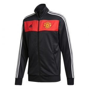 Manchester United Track Jacket 2020/21 Black Diamu