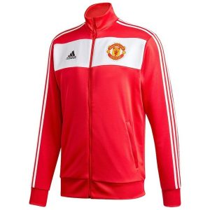 Manchester United Track Jacket 2020/21 Red Diamu