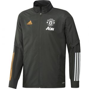 Manchester United Presentation Jacket 2020/21 - Green