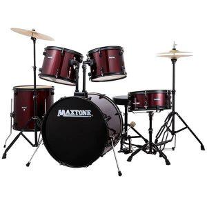 Maxtone Acoustic Drums Set MX-543