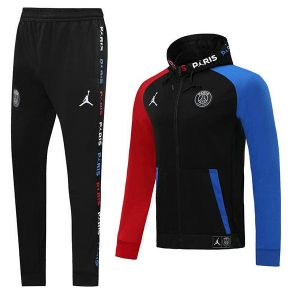 PSG Hoodie Tracksuit Trousers Set 2020-21