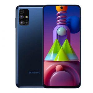Samsung Galaxy M51 Blue