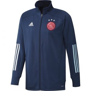 Ajax Away Training Tracksuit 2020/21 - Navy