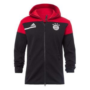 Bayern Munich Hoodie Jacket 2020-21