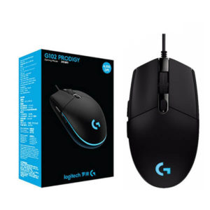 Logitech G102 PRODIGY Optical Wired Gaming Mouse