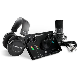 M-Audio AIR 192I4 Vocal Studio Pro Soundcard (1)