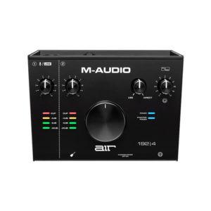 M-Audio AIR 192I4 Vocal Studio Pro Soundcard 2 (1)