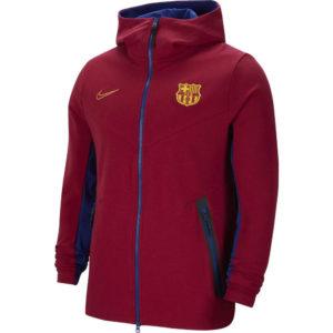 FC Barcelona Hoodie Jacket 2020-21