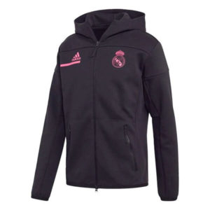 Real Madrid Anthem Hoodie Jacket 2020-21