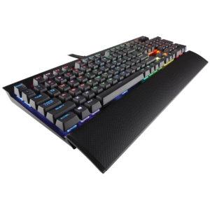 CORSAIR K70 RGB RAPIDFIRE Mechanical Gaming Keyboard CHERRY MX Speed RGB 5
